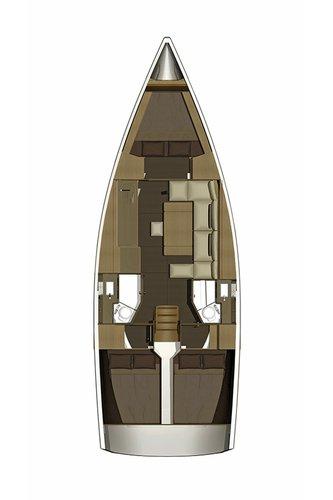 Boat for rent Dufour Yachts 36.0 feet in Marina Mandalina, Sibenik, Croatia