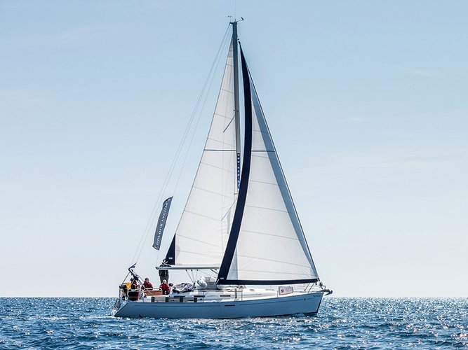 Climb aboard this Dufour Yachts Dufour 385 GL for an unforgettable experience