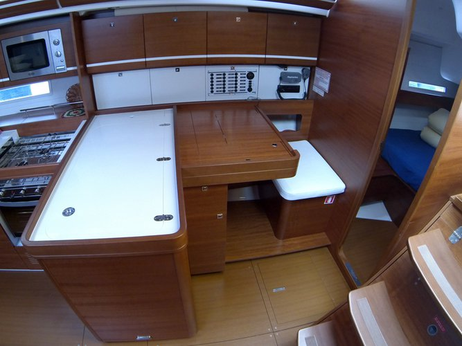 Boat for rent Dufour Yachts 44.0 feet in Marina Mandalina, Sibenik, Croatia