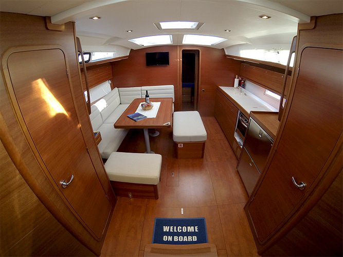 46.0 feet Dufour Yachts in great shape