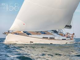 Get on the water and enjoy Svolvaer in style on our Hanse Yachts Hanse 458