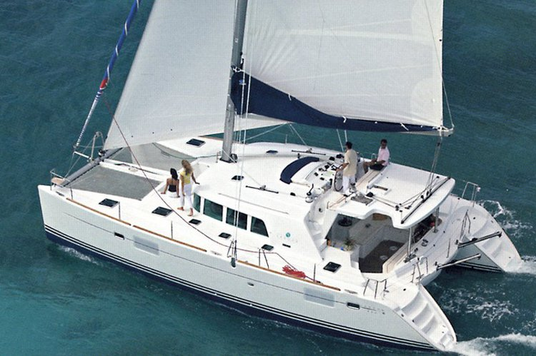 Boat for rent LAGOON 44.0 feet in Port of Lefkada, Greece