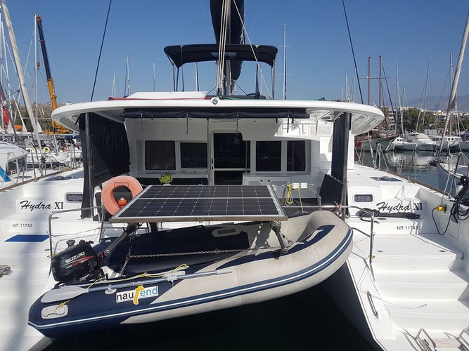 Lefkada, GR sailing at its best