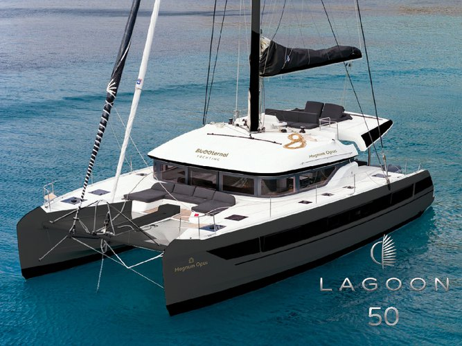 Relax on board our sailboat charter in Lefkada