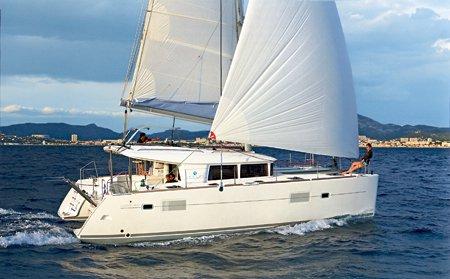 Enjoy luxury and comfort on this Lagoon-Bénéteau Lagoon 400 in Šibenik region