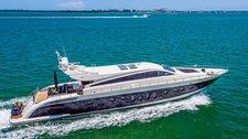 101 ft. Leopard Motor Yacht in Palm Beach