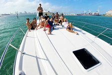 54ft Sea Ray Motor Yacht for 13 ppl - Luxury and Affordable