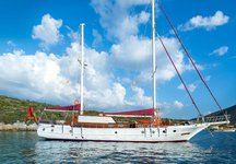 Discover Turkey  in style boating on this wonderful  sail boat rental