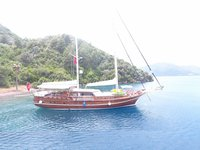 Plan your next boating adventure on this beautiful sail boat charter