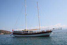 Sail the fascinating Turkey onboard  a beautiful sail boat for rent