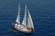 Charter this amazing sail boat in Turkey