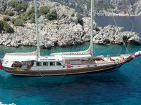 Have fun on this luxurious Bodrum sail boat rental