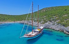 Have an amazing experience in Turkey on this beautiful gulet