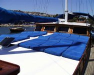 Experience Turkey on board this amazing 95 ft gulet