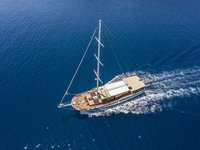 The best way to experience the beauty of Bodrum is by sailing