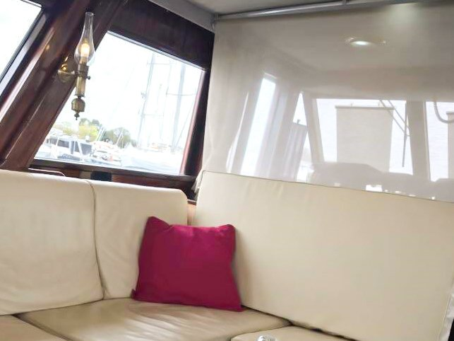 Enjoy luxury and comfort on this  Waverunner 55 in Salerno
