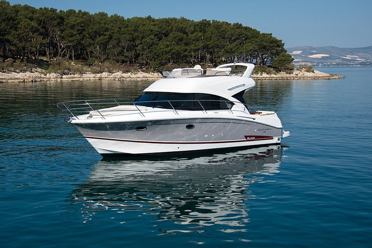 Boating is fun with a Beneteau in Rovinj