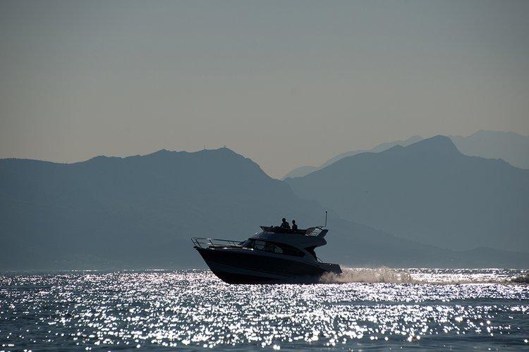 Beneteau boat for rent in Rovinj
