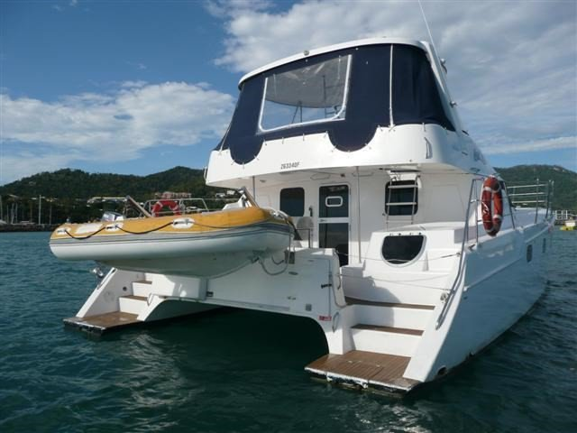 Boat for rent Conquest 44.0 feet in Abel Point Marina,, Australia