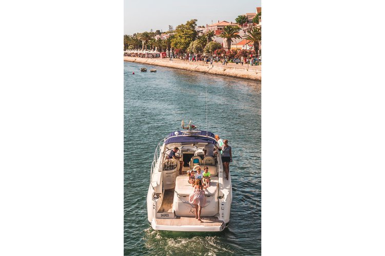 Boat for rent Cranchi 41.0 feet in Lagos - Marina de Lagos, Portugal