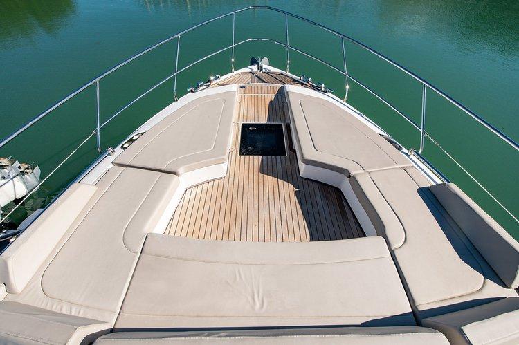 55.0 feet Fairline in great shape
