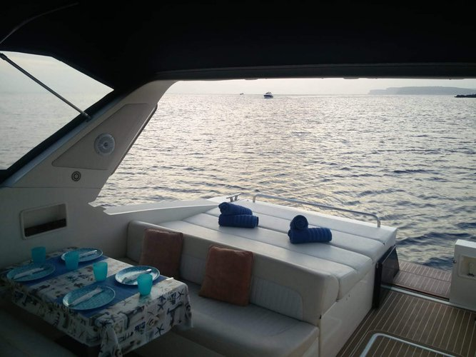 Boating is fun with a Motor yacht in Mellieha