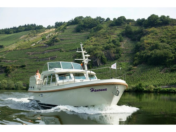 Unique experience on this beautiful Linssen Linssen Grand Sturdy 40.0 AC