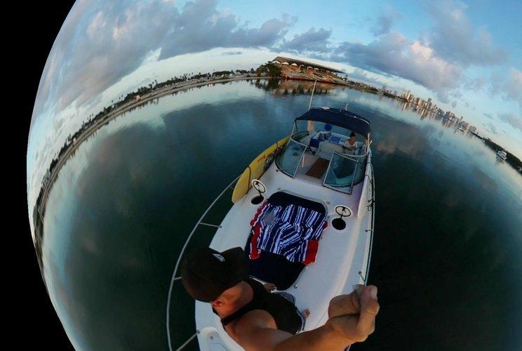 Cruiser boat rental in Haulover Marina, FL