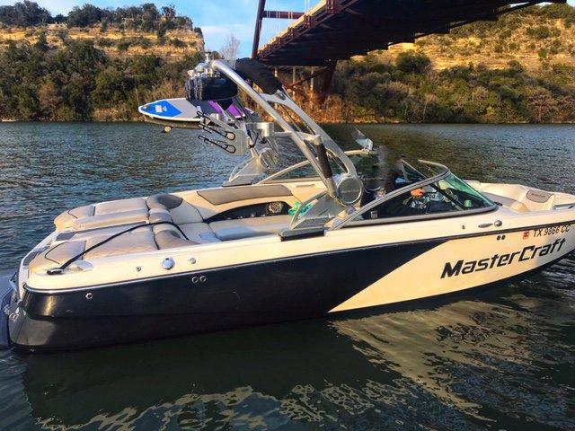 Boat for rent Mastercraft 22.0 feet in Austin, TX
