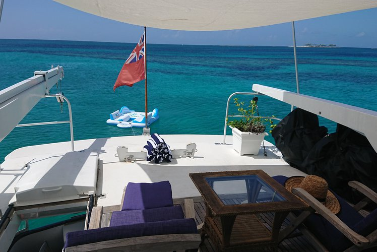Boat for rent Paasch 80.0 feet in Bay Side Marina, Bahamas