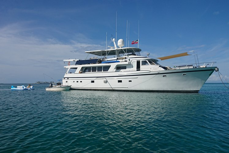 All Inclusive 80ft Luxury Motor Yacht