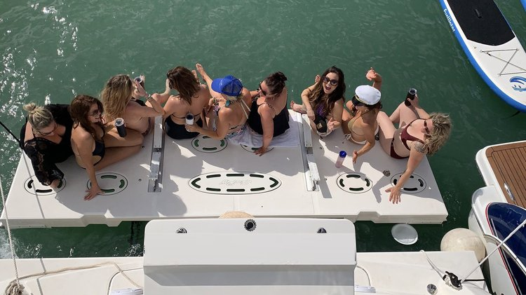 Boating is fun with a Flybridge in Miami