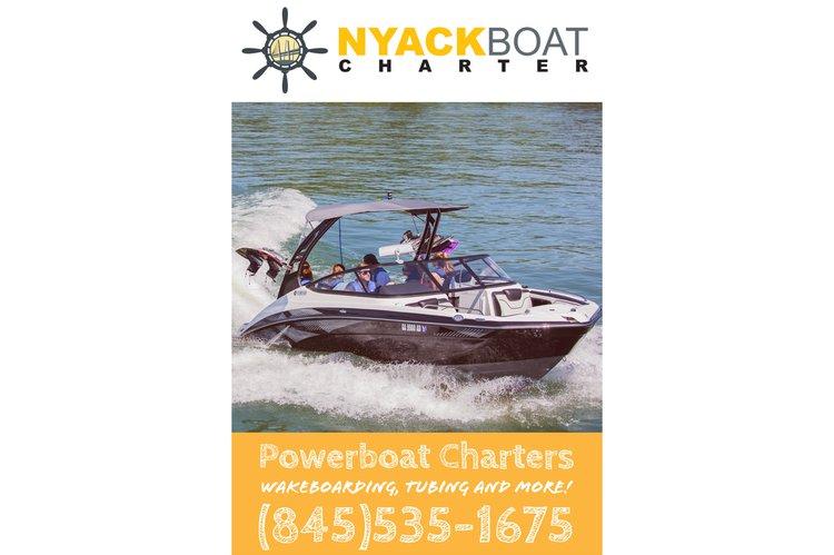 Boat rental in Nyack, NY
