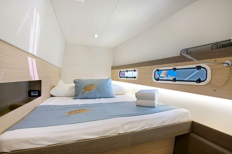 Discover Whitsundays surroundings on this 4.3 Bali boat