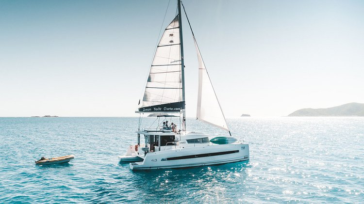 Charter Bali 4.3 and Relish the Whitsundays weather