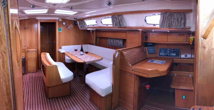 Bavaria Yachtbau boat for rent in Lefkada
