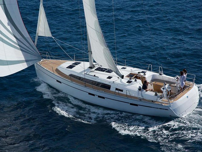 Jump aboard this beautiful Bavaria Yachtbau Bavaria 46