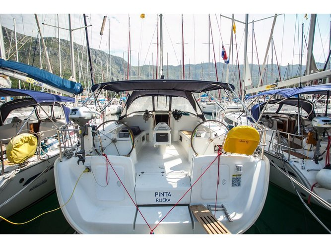 Charter this amazing Beneteau Cyclades 50.5 in Dubrovnik, HR