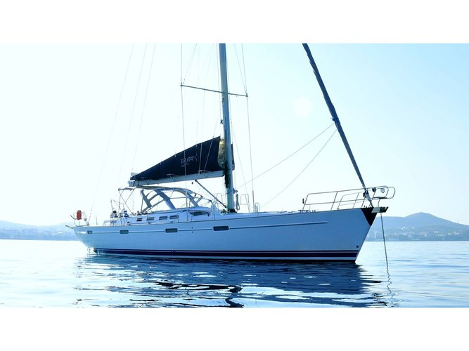 The best way to experience Skiathos, GR is by sailing