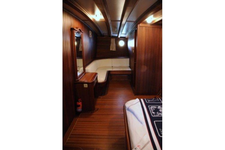 Boat for rent Custom 112.0 feet in Bodrum Marina, Turkey