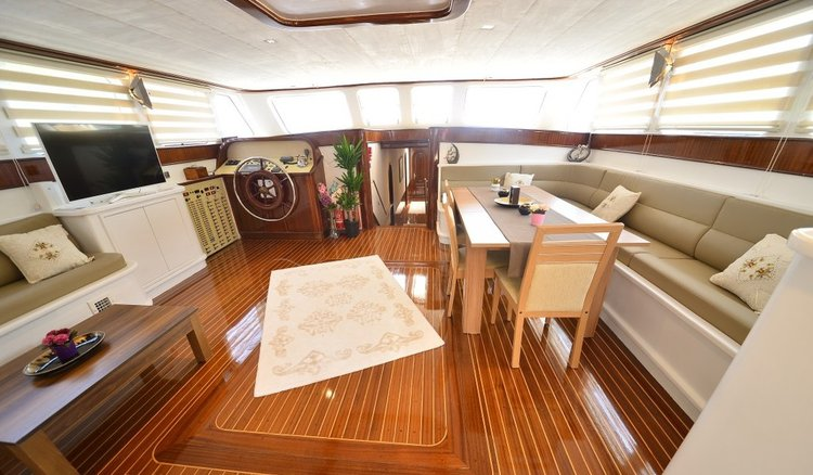 Custom's 121.0 feet in Bodrum