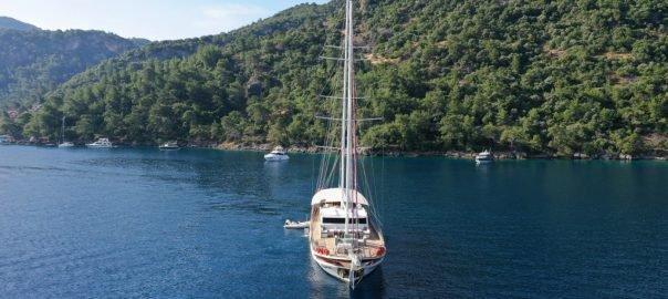 Boat for rent Custom 128.0 feet in Bodrum Marina, Turkey