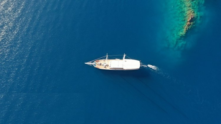 Boating is fun with a Gulet in Bodrum