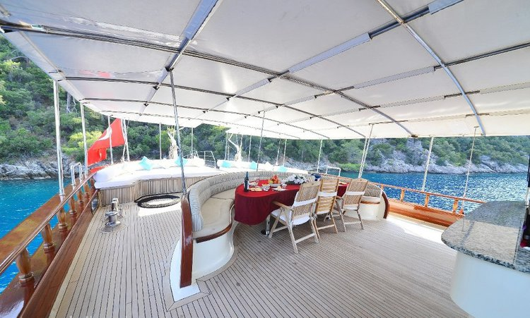 Boat for rent Custom 108.0 feet in Bodrum Marina, Turkey