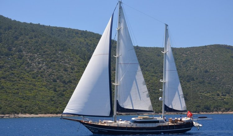 Boat for rent Custom 95.0 feet in Bodrum Marina, Turkey
