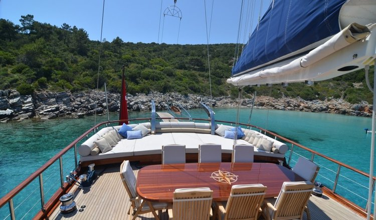 Custom's 95.0 feet in Bodrum