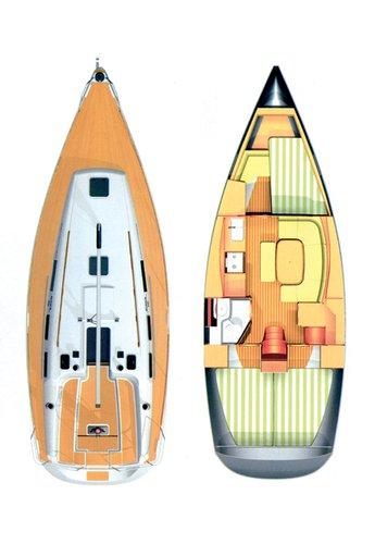 Dufour Yachts's 35.0 feet in Šibenik region