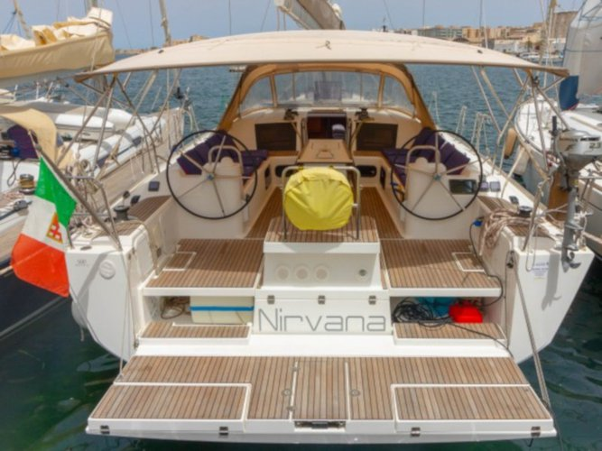 Climb aboard this Dufour Yachts Dufour 500 Grand Large for an unforgettable experience