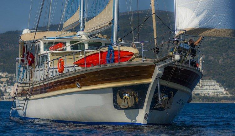 Gulet boat rental in Alimos, Athens, Greece, Greece