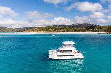 Set sail in Australia onboard this amazing 37 ft motor catamaran